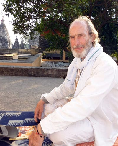 Fernando Díez - Indología, mística y música de sitar